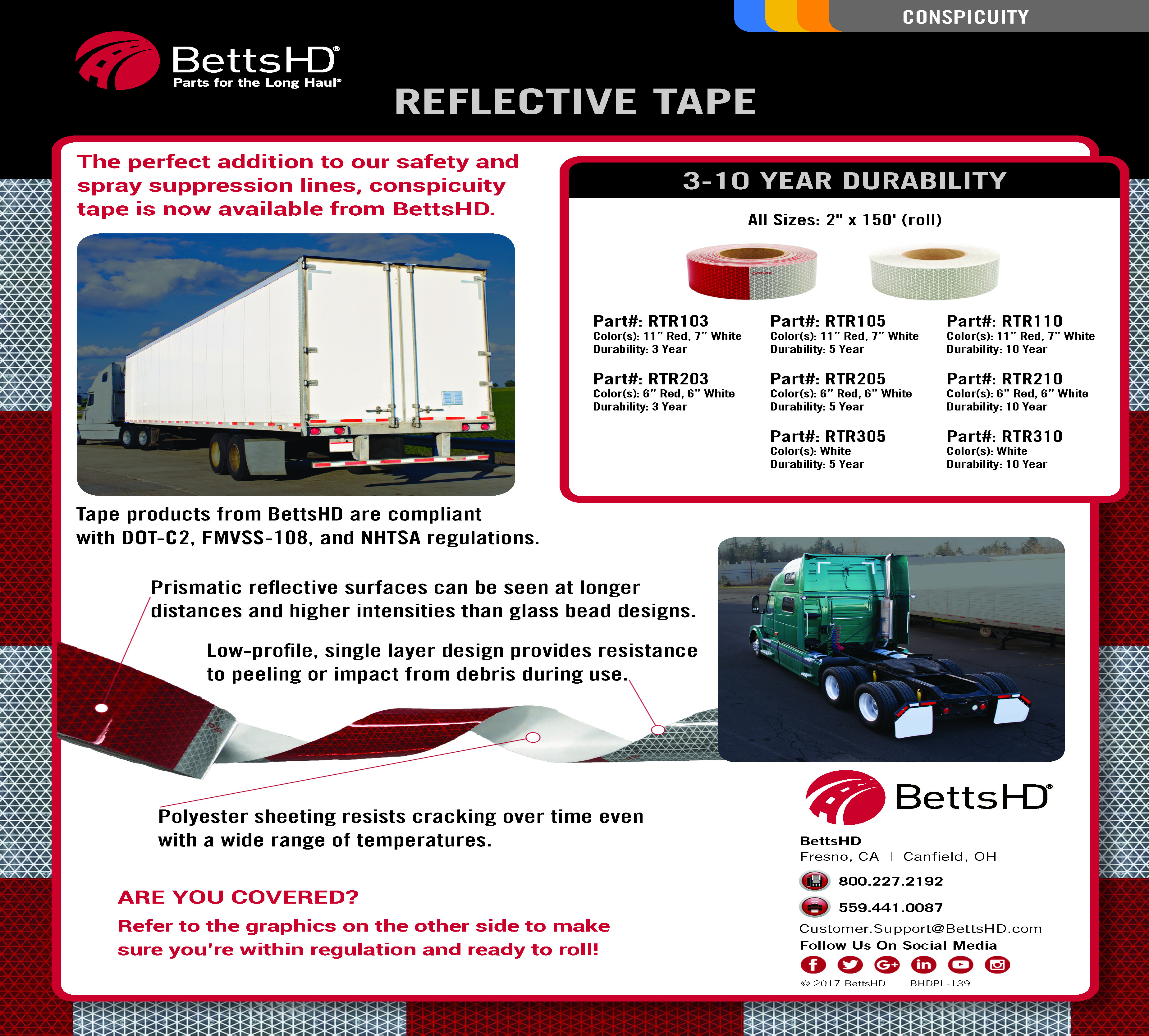 Betts Conspicuity Tape Flyer Page 1